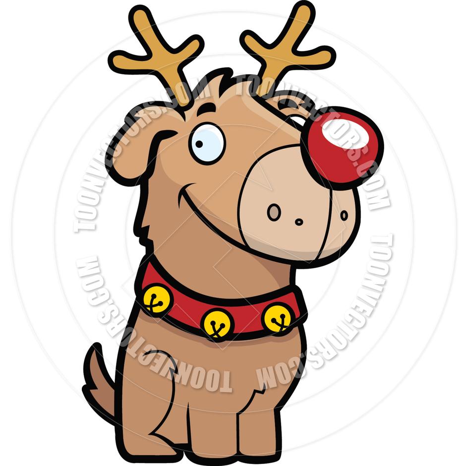940x940 Reindeer Antler Clip Art