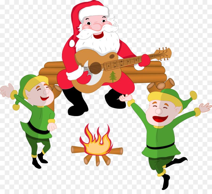 900x820 The Elf On The Shelf Santa Claus Reindeer Christmas Clip Art