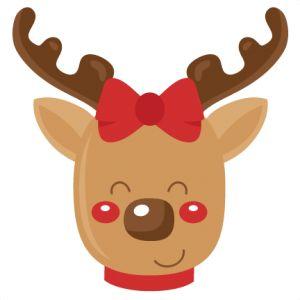 300x300 150 Best Images On Xmas, Reindeer