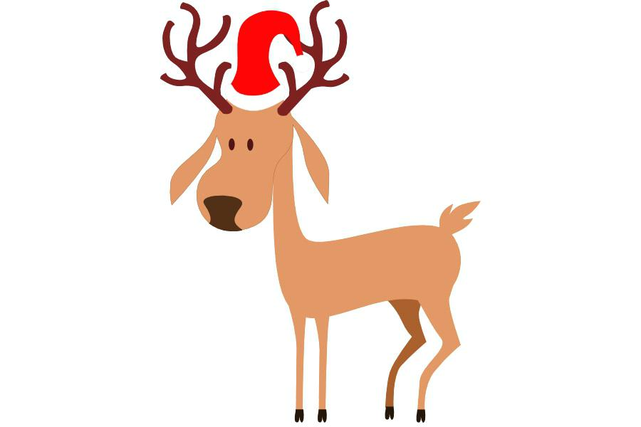 900x600 Rudolph The Red Nosed Reindeer Clip Art Clinicaltravel Work