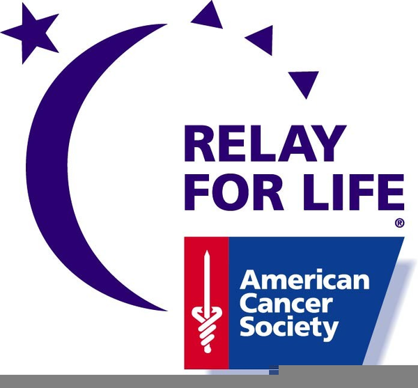 600x557 American Cancer Society Relay For Life Clip Art
