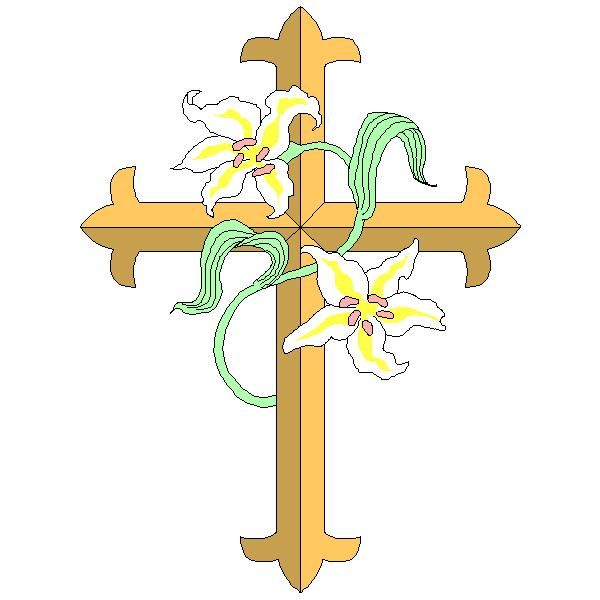 600x600 Free Clipart Easter Episcopal
