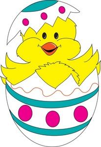 206x300 Unusual Ideas Easter Clipart Three Eggs Clip Art Image Religious