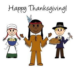 Religious Thanksgiving Clipart