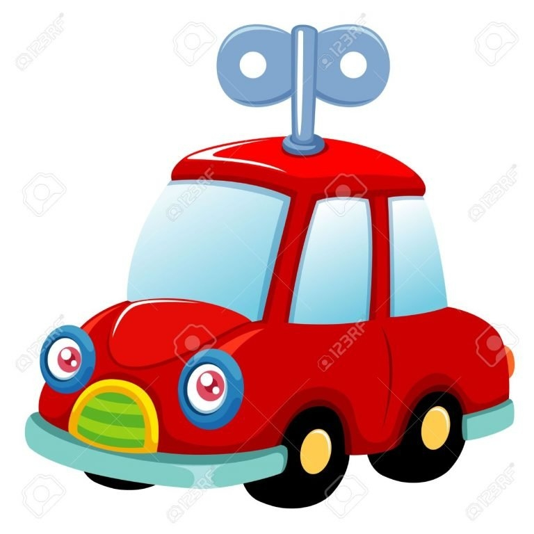 768x768 A Toy Car Clipart Kidz Area