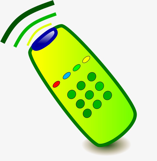 650x667 Radio Remote Control, Remote Control, Wave, Electric Png Image