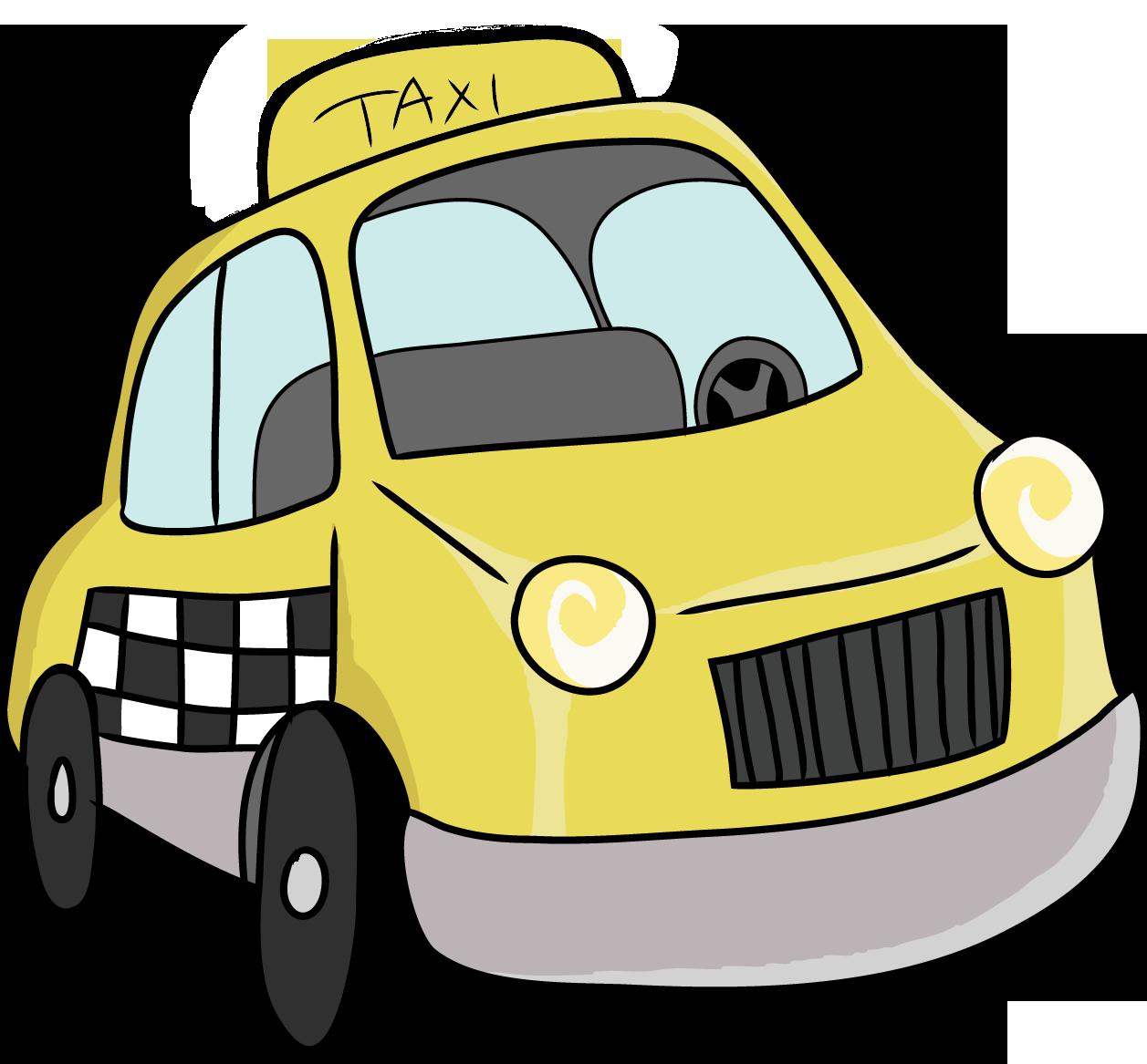 1257x1167 Taxi Car Clipart