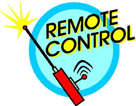 443x346 Clip Art Communication Remote