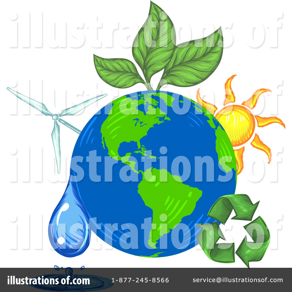 1024x1024 Green Energy Clipart