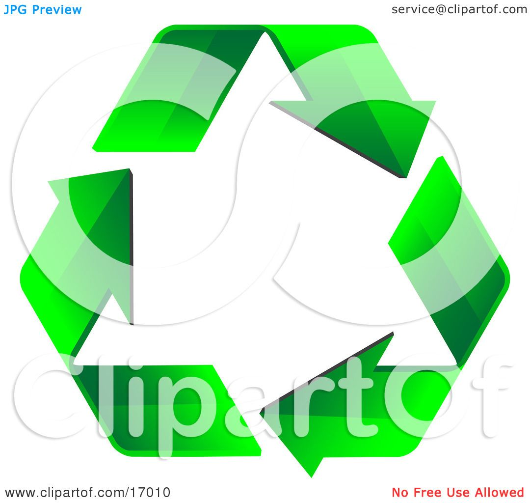 1080x1024 Three Green Arrows Forming The Shape Of A Triangle And Flowing