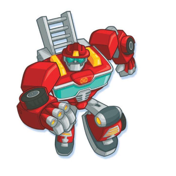 Rescue Bots Clipart