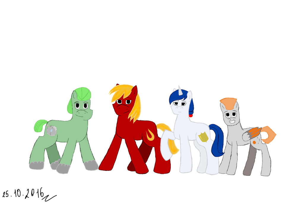 1024x683 Mlp Transformers Rescue Bots Crossover By Floralovemj