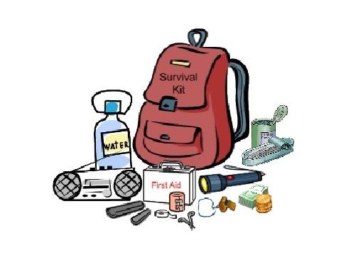 511x373 Emergency Preparedness Clipart