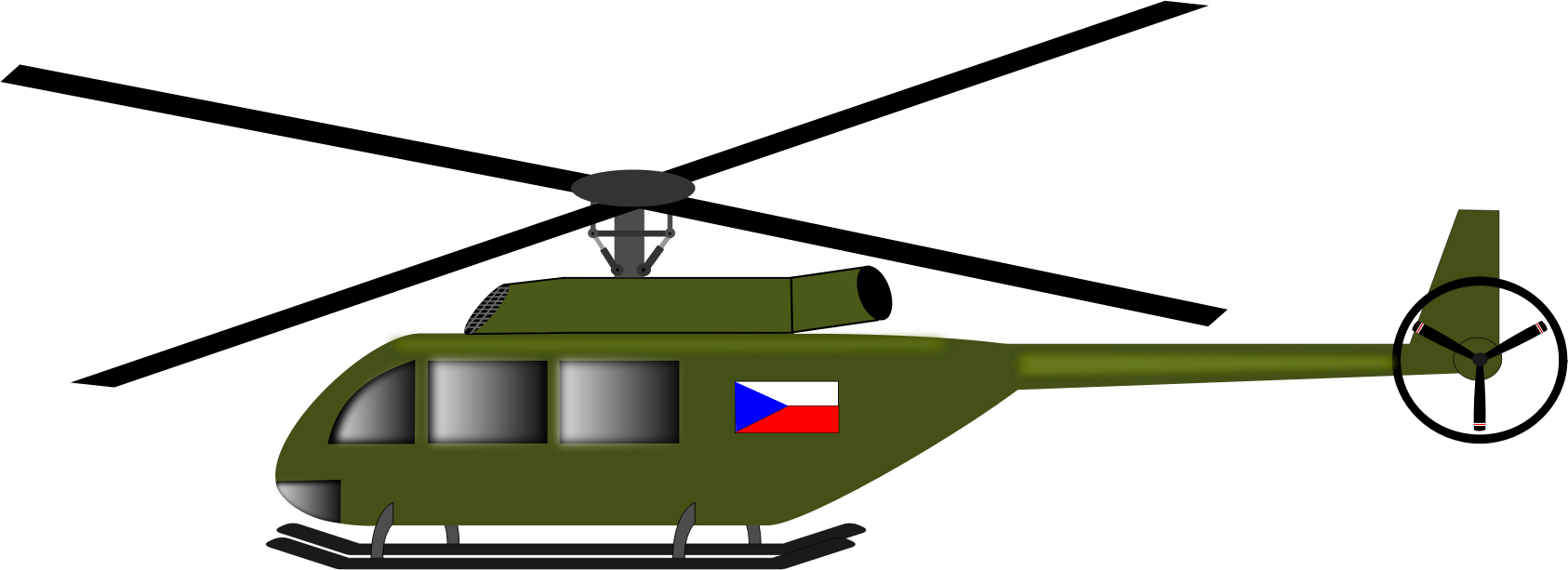 1686x613 Helicopter Clipart Images Collection