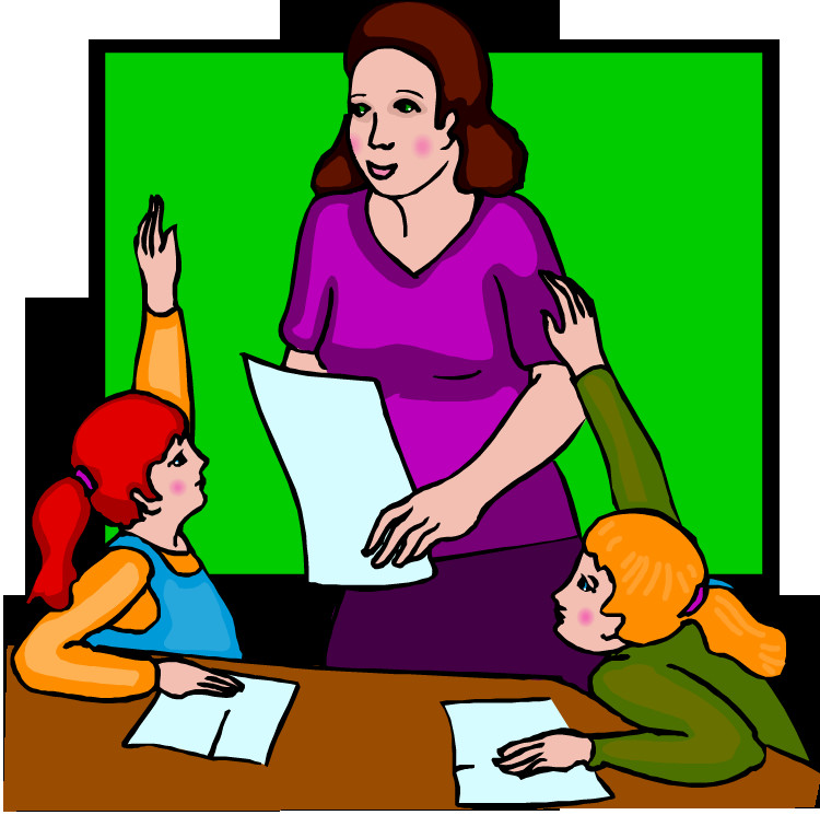 750x745 Clip Art Teacher Students Respect Teachers Clipart Clipartfox