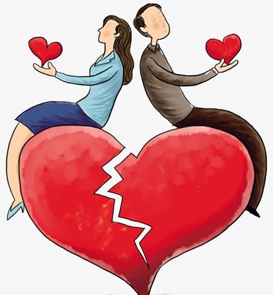 550x593 The Broken Love Is Not Worthy Of Respect, Rupture, Love, Worth It