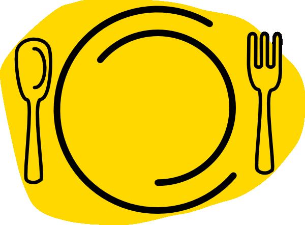 600x442 Restaurant Meal Clip Art Clipart Panda
