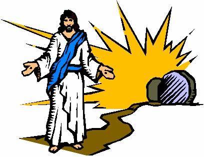 408x314 Resurrection 1 Art Work For Bulletins Clip Art