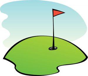 300x259 Sweetlooking Golf Course Images Clip Art Clipart Retirement Pencil