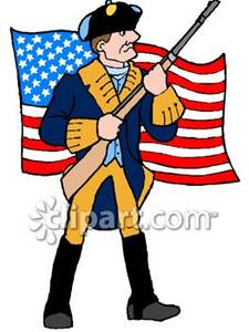 225x300 American Revolution Clipart ~ Frames ~ Illustrations ~ Hd Images