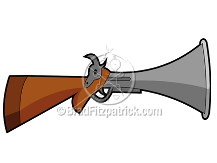 432x324 Musket Stock Illustration Royalty Free Musket Clipart Cartoon