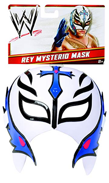 361x606 Mattel Wwe Rey Mysterio Mask Amazon.in Toys Amp Games