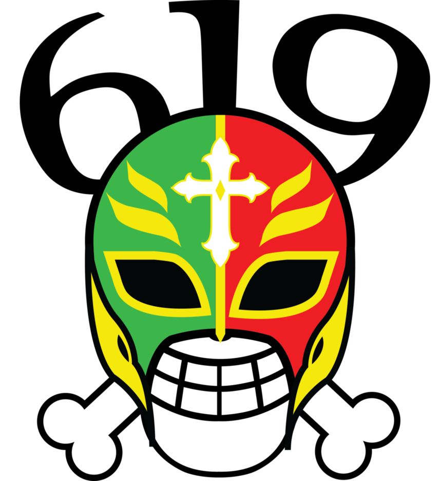 853x936 One Piece Flags Legends Of Wrestling Rey Mysterio By Feliperulez