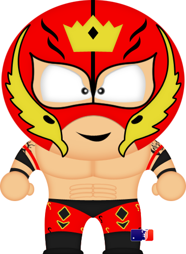 380x518 Rey Mysterio Jr By Spwcol