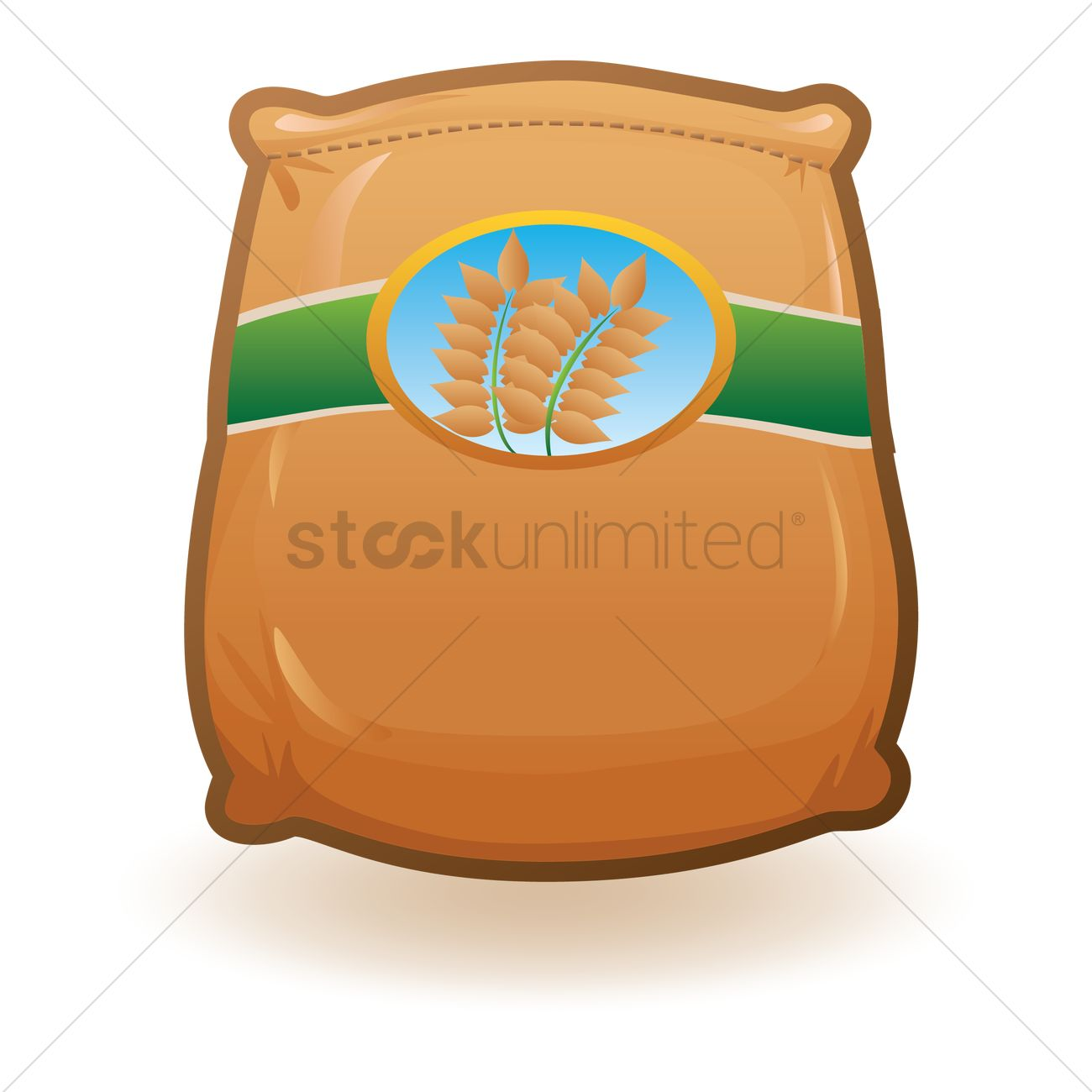 1300x1300 Grains Clipart Rice Bag