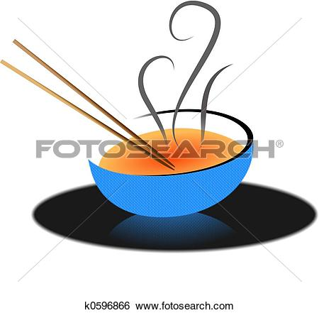 450x441 Rice Noodles Clipart