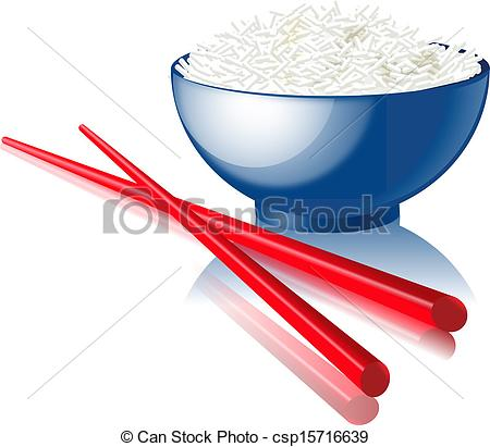 450x411 Bowl Of Rice Vectors