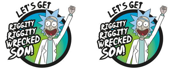 600x245 Rick And Morty