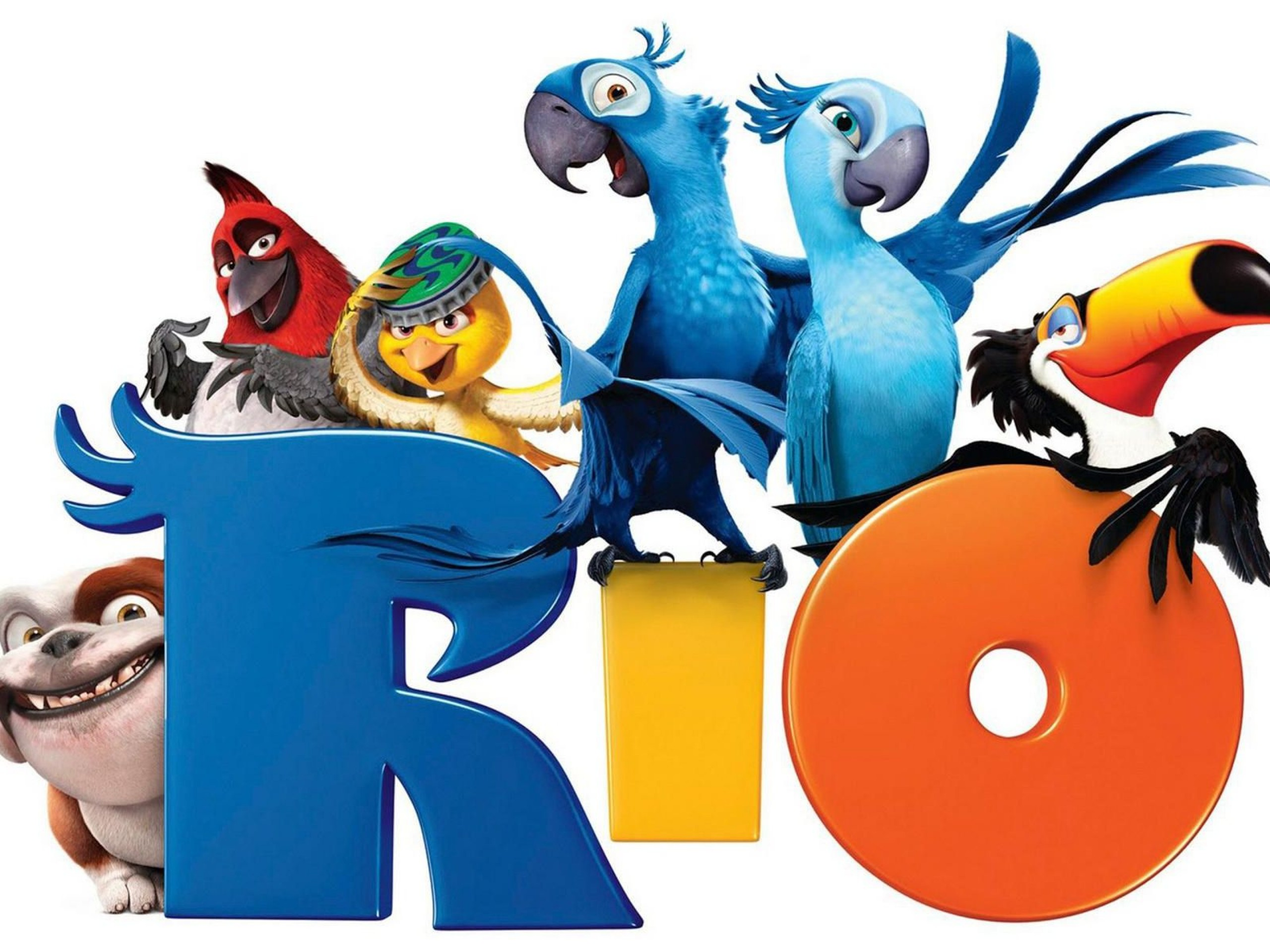 2560x1920 Rio Movie Wallpaper For Iphone 6