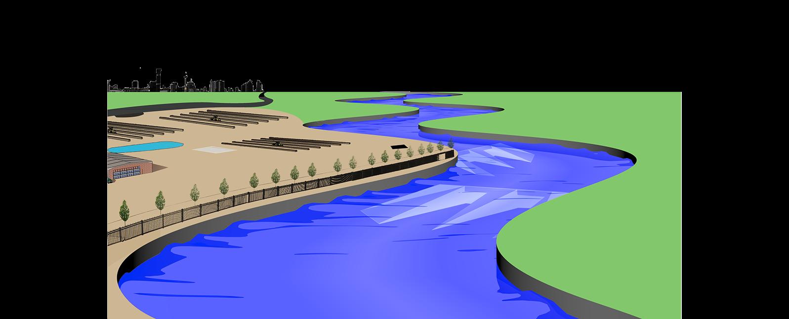 1597x646 Desktop Wallpaper River Clip Art