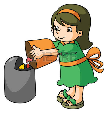 431x450 Throwing Garbage In The River Clipart 9 Clipart Station