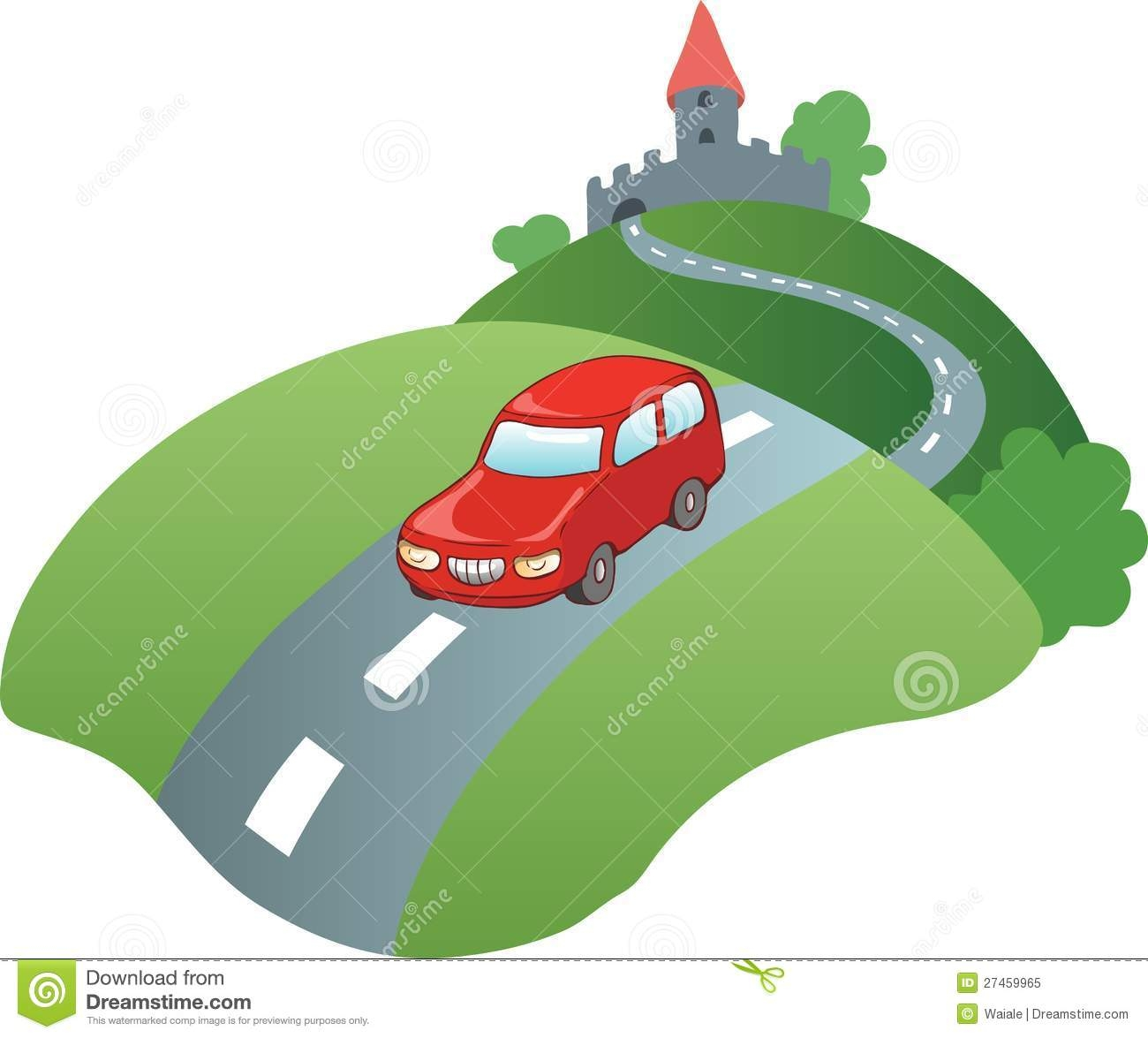 1300x1175 Car Driving On Road Clipart Collection