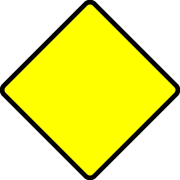 600x600 Fresh Traffic Signal Clipart Blank Street Signs Blank Road Sign