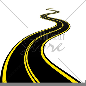 300x300 Winding Road Clipart Free Images