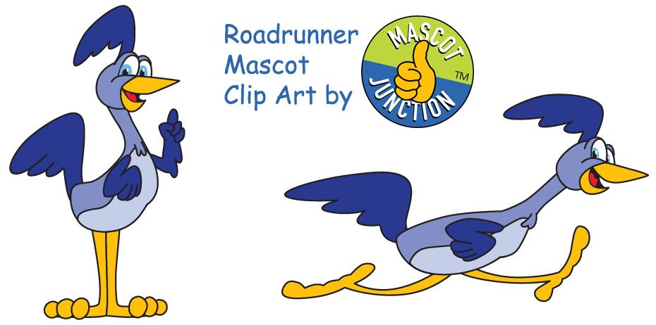 930x462 Roadrunner Clipart Roadrunner Mascot Mascot Junction Clipart Free