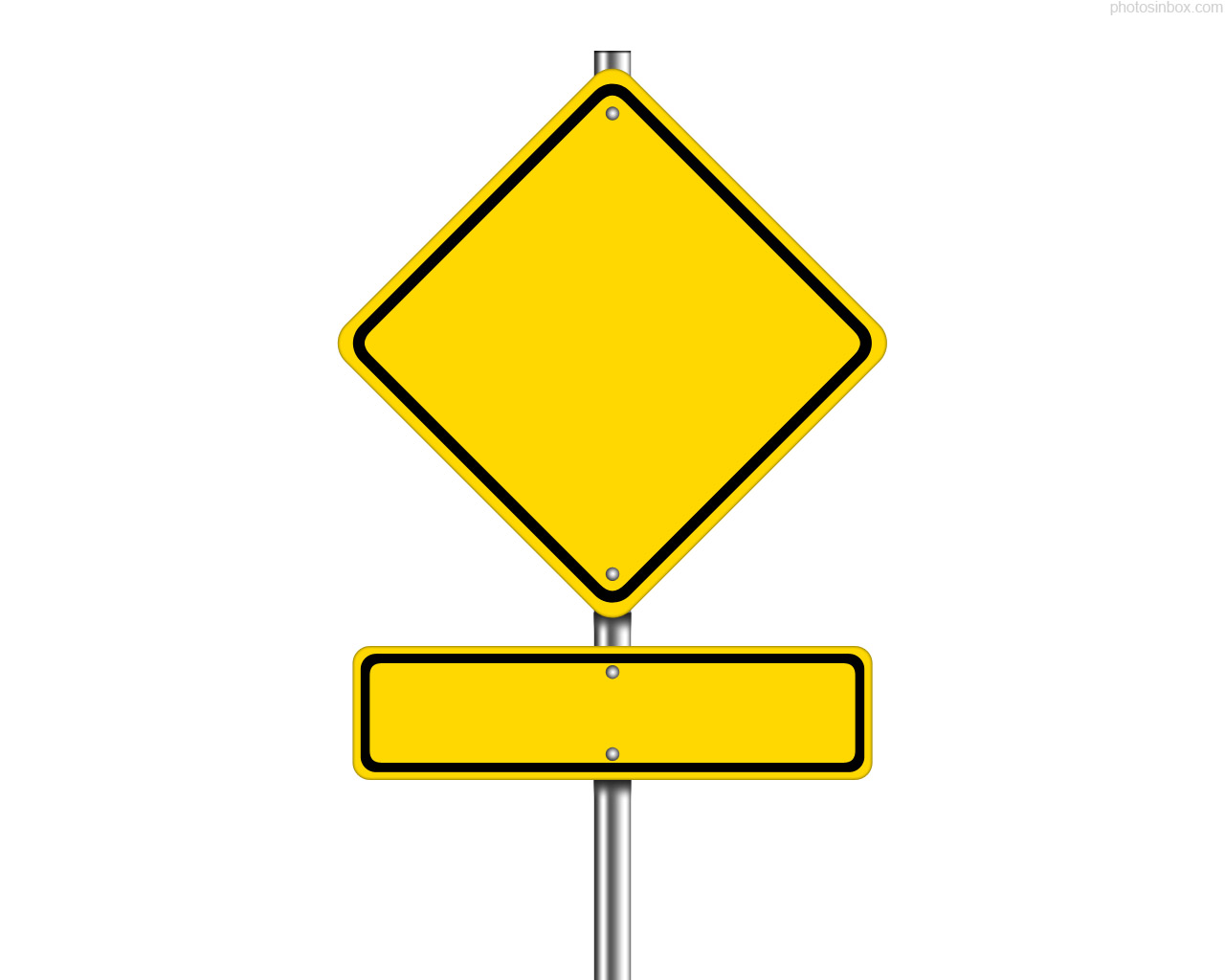 Road Signs Clipart at GetDrawings.com | Free for personal use Road ...