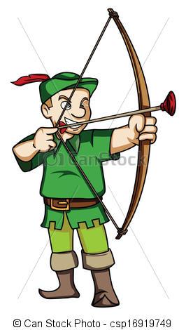 266x470 Robin Hood Eps Vector