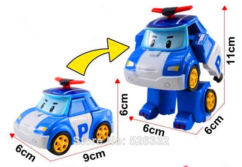 800x552 Learning Amp Education Robocar Poli Toy 2.8 4pcs Set Poli Roy Amber