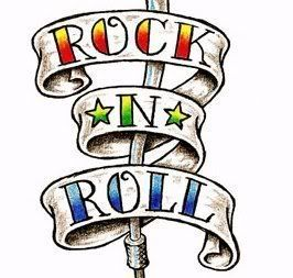 266x253 Rock N Roll Clip Art