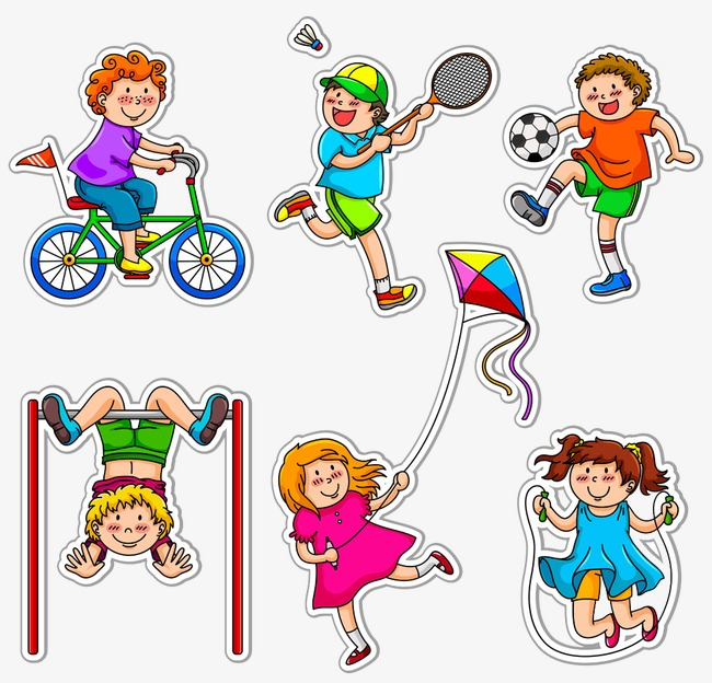 650x624 Do All Kinds Of Sports Children, Movement, Child, Cycle Png Image