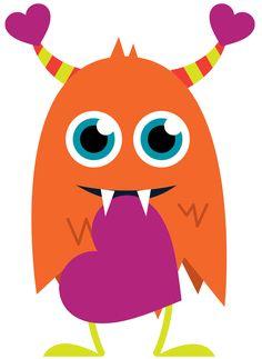 236x323 Mounstro Imprimibles De Colores Monsters, Clip Art