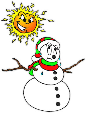 296x389 Snowman Clipart Rock And Roll