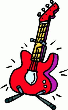 236x383 Bass Guitar Clipart