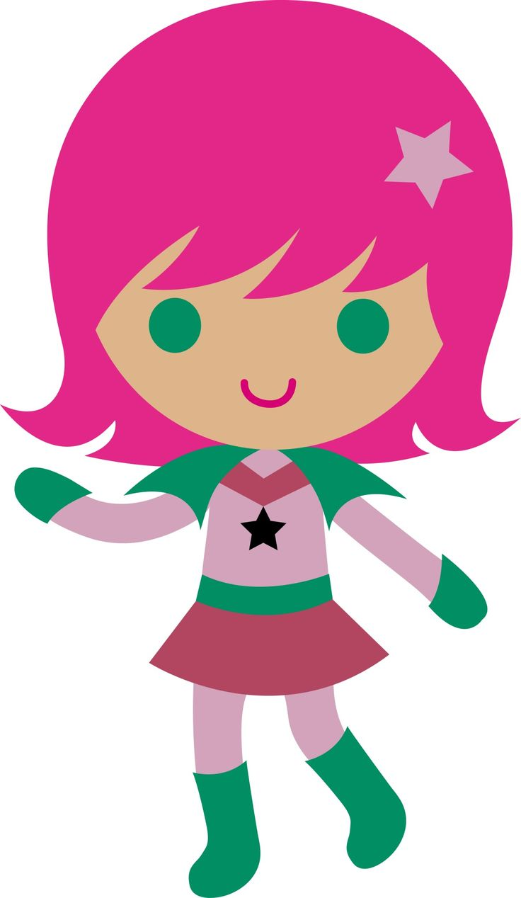 736x1268 Pink Hair Clipart Rockstar Free Collection Download And Share