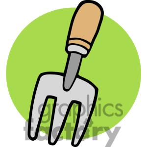 300x300 Gardening Tools Clipart