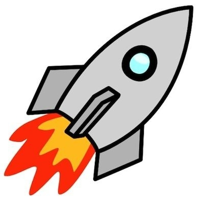 Image result for rocket clipart